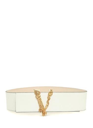 Versace Kemer Beyaz